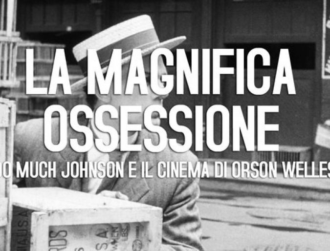 CIRO GIORGINI ON TOO MUCH JOHNSON (ENG SUBS)